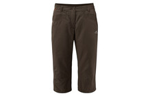 Vaude Women's Wicklow Capri Pants bison